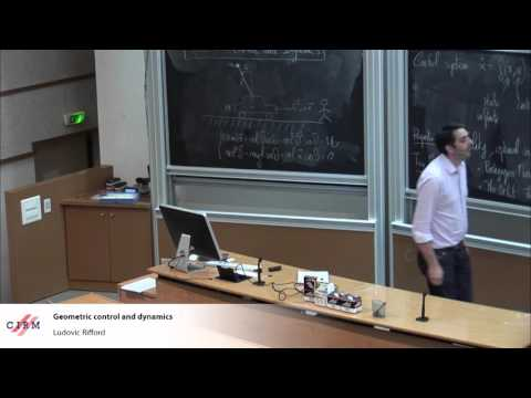 Ludovic Rifford : Geometric control and dynamics