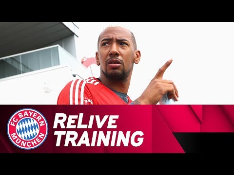 ReLive | FC Bayern Training after RSC Anderlecht