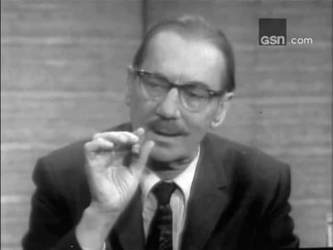 What's My Line? - Groucho Marx; PANEL: Henry Morgan, Michele Lee (Apr 23, 1967)