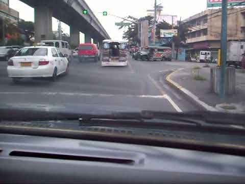 A Short Tour of Sta Mesa, Manila