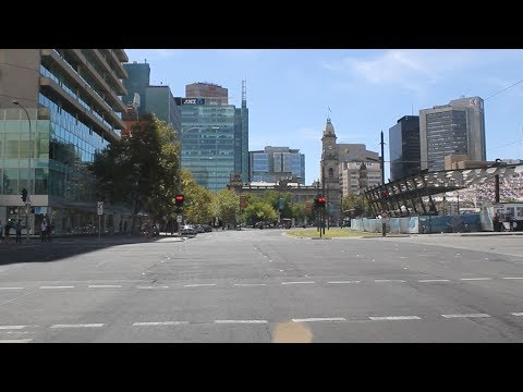 Adelaide Street Tour - South Australia
