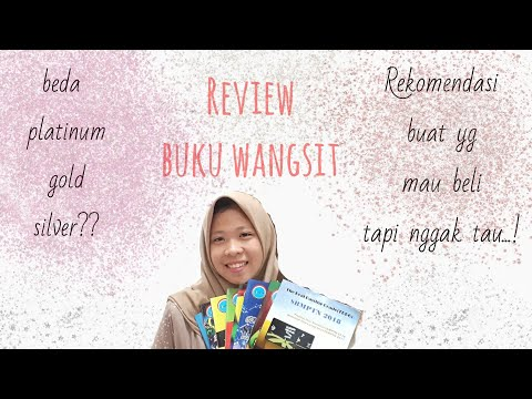 Review Buku Wangsit Education 2018 (beda gold silver platinum)