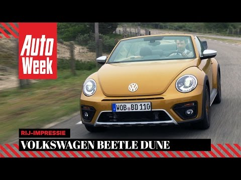 Volkswagen Beetle Dune Cabriolet - AutoWeek review