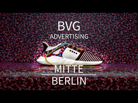 BVG Advertising - This is Berlin