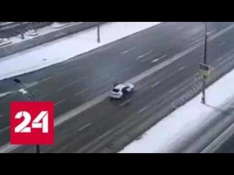 Предполагаемый убийца московского