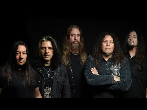 TESTAMENT's Eric Peterson on Thrash Extravaganza 'Brotherhood Of The Snake', & Touring (2016)
