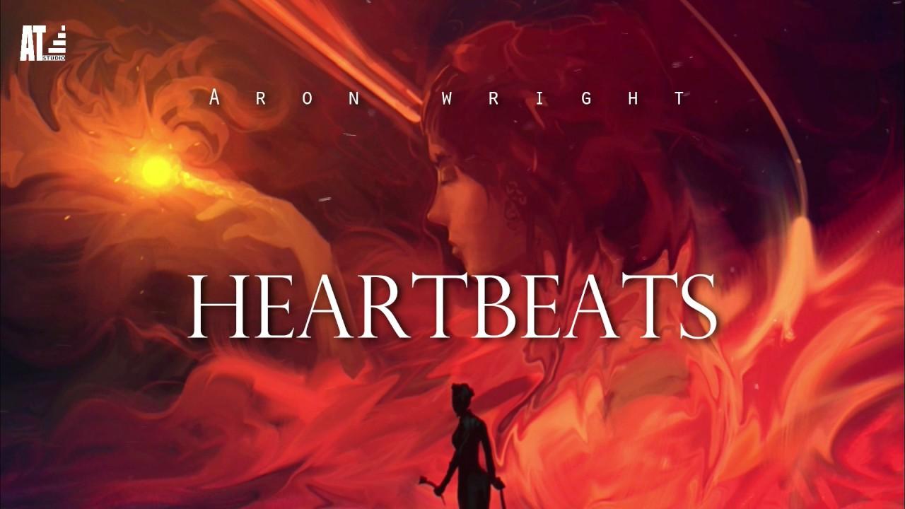 Heartbeats Aron Wright Lyrics Youtube