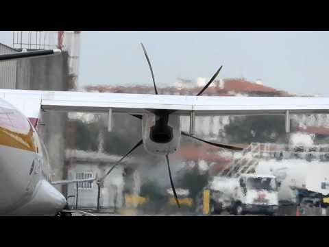Start-UP Engine Pratt- Whitney- PW 127M