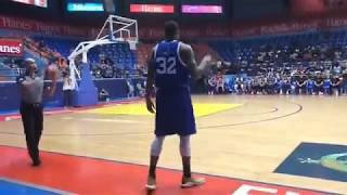 Lamar Odom first game back | Mighty Sports vs Blackwater Philippines