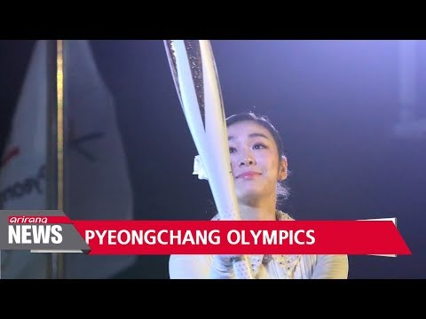 PyeongChang Winter Olympics kick off with grand opening ceremony