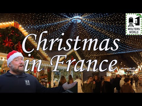 Christmas In France: Traditions, Foods, & Holiday Fun