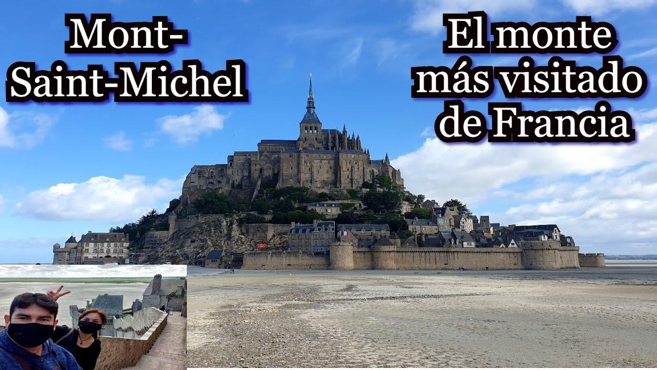El Mont-Saint-Michel y sus mil años de historia (¿Normandía o Bretaña?)