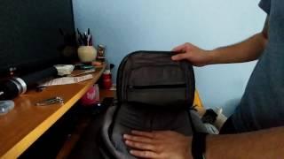 Unboxing Kopack Slim Business Laptop Backpacks