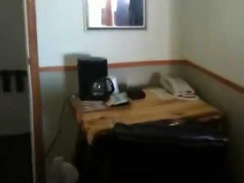 Pinedale Wyoming Hotel Room - Queen Bedroom