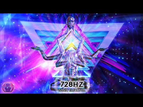 4 Hz Music Powerful Theta Meditation (AWAKEN TELEPATHY & STIMULATE SELF AWARENESS) Sonic Elevator