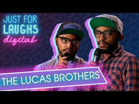 The Lucas Brothers Stand Up   2012