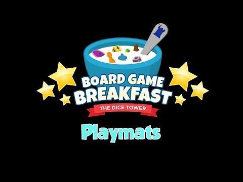 Board Game Breakfast - Playmats