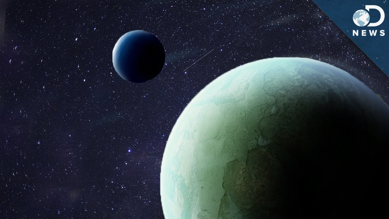 Did We Find Another Planet In Our Solar System? - YouTube