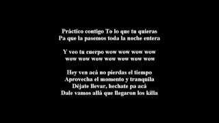 J. Balvin-Tranquila . Lyrics