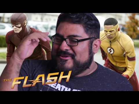 """The Flash Season 3 Episode 12 Reaction and Review """"Untouchable"""""""