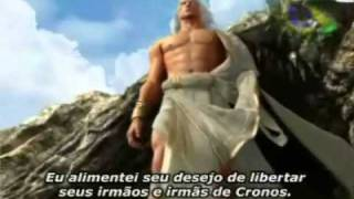 God of war  ( Cuoc chien giua cac vi than ) Part 1