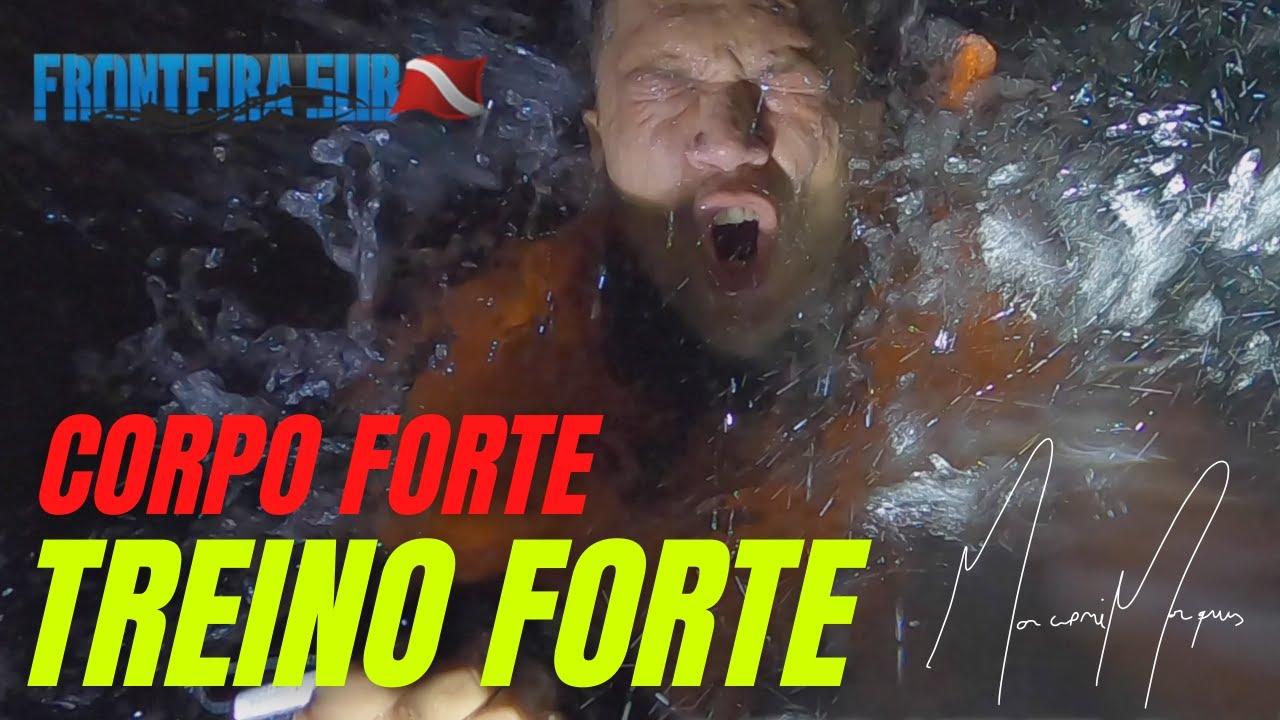 COMO TREINAR FORTE Treinamento Noturno FLUTUAÇãO FORÇAS DE SEGURANÇA FRONTEIRA SUB