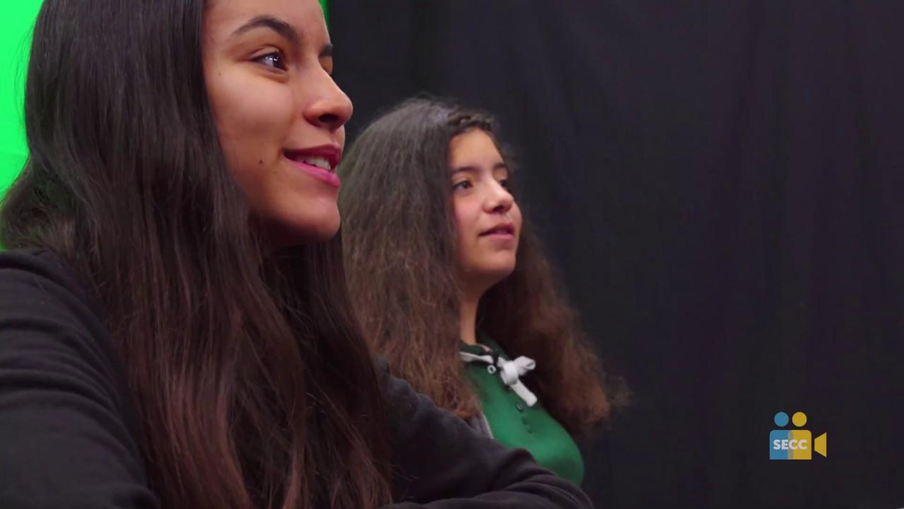 SEVA Studio Profile: Knights News at Smythe Academy