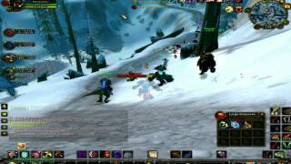 World of Warcraft Lich King gameplay PVP
