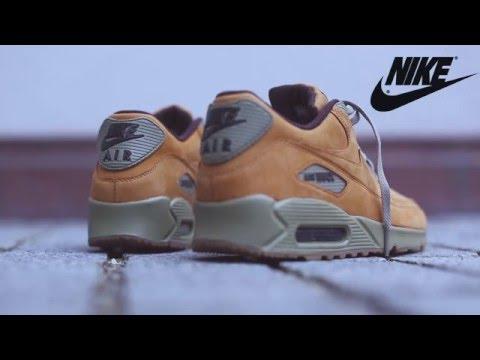 NIKE AIR MAX 90 WINTER PRM 'FLAX PACK' TINT Footwear Studio