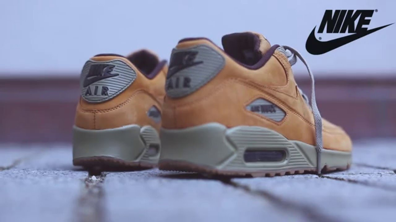 NIKE AIR MAX 90 WINTER PRM 'FLAX PACK' TINT Footwear Studio