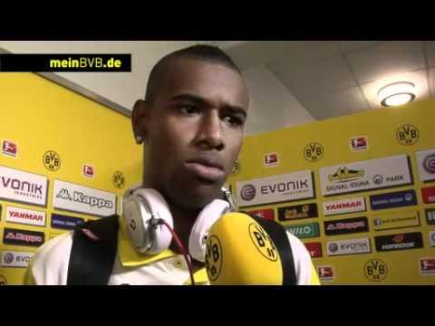 BVB - FC Augsburg: Interview mit Santana