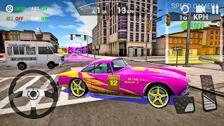 Ultimate Car Driving Classics #4 - New Car Unlocked! Android gameplay