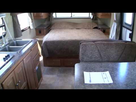 Forest River Rockwood >> 2011 Forest River Rockwood Mini Lite 2306 - YouTube