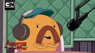 Starchy's Advice | Adventure Time | Cartoon Network