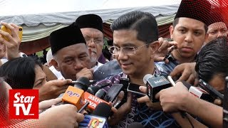 Azmin Ali: I'll carry on as Cabinet minister