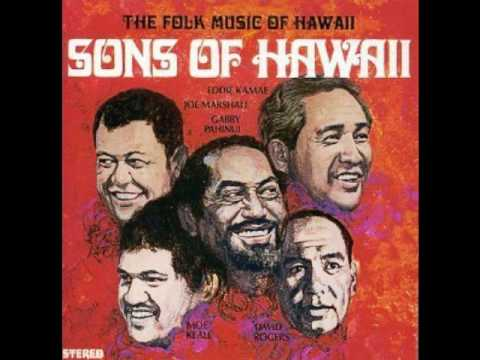 "Sons of Hawaii "" Molokai Nui Ahina "" Sons of Hawaii"