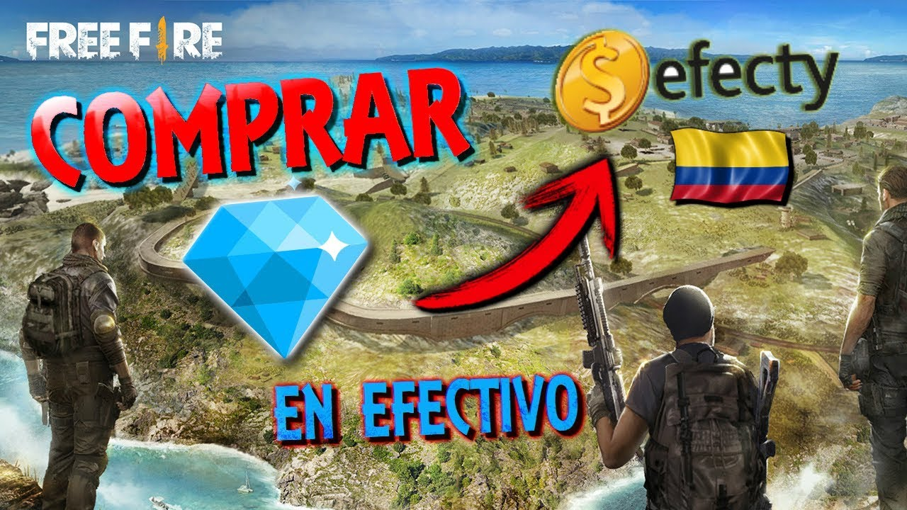 dfe7585cbcef Como Comprar Diamantes en Free Fire en efectivo COLOMBIA