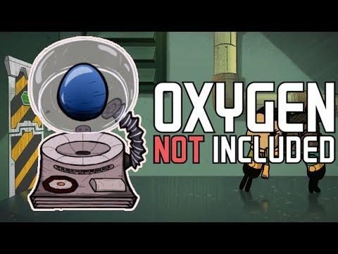 ИНКУБАТОР НАШЕ ВСЁ! |13| Oxygen Not Included: Ranching Upgrade Mark 2