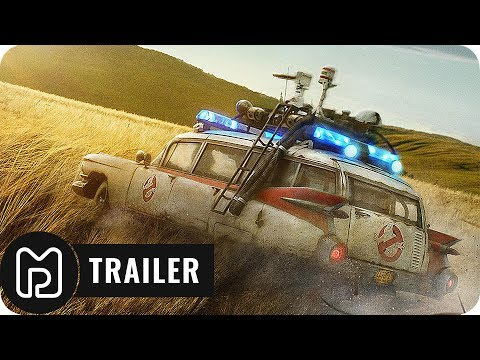 GHOSTBUSTERS: LEGACY Trailer Deutsch German (2020)