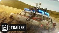 GHOSTBUSTERS: LEGACY Trailer Deutsch German (2020)