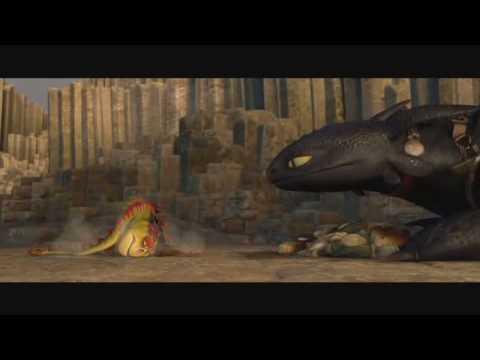Drachenzähmen Leicht Gemacht Hicks Und Sein Drachen Ohnezahn Youtube