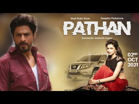 Pathan Movie 2021 | Shahrukh Khan, Deepika Padukone | John Abraham | Pathan Movie Trailer #Srk2021