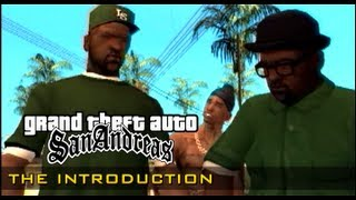 GTA San Andreas - The Introduction