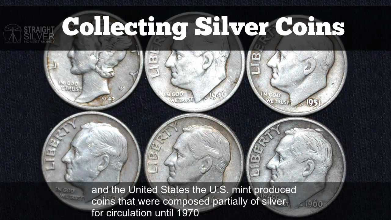 silver coins collecting for true wealth building youtubesilver coins collecting for true wealth building