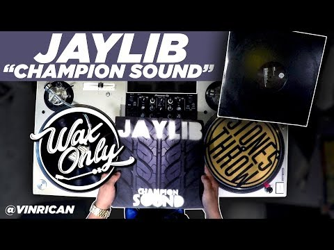 "Discover Samples Used On JAYLIB's ""Champion Sound"""