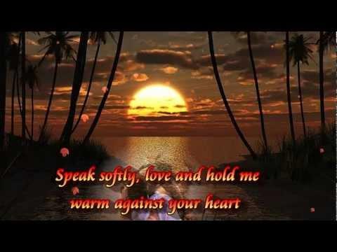 Andy WilliamsSpeak Softly LoveLyrics