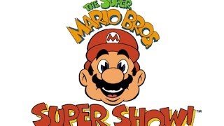 Super Mario Bros Super Show Episode 5 - Rolling down the River