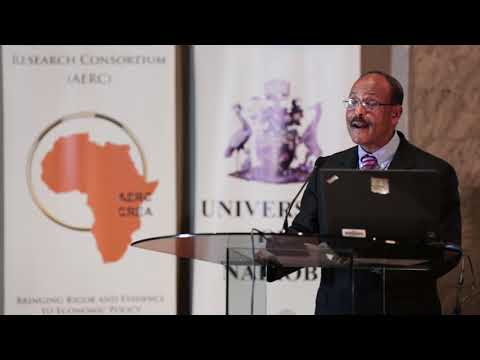 Prof Lemma W. Senbet Opening Remarks - Stiglitz Lecture