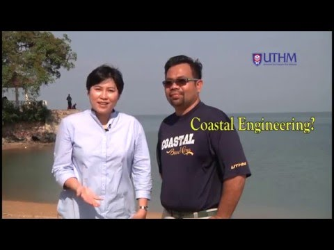 Malaysia MOOC - Coastal and Harbour Engineering - Video Promo
