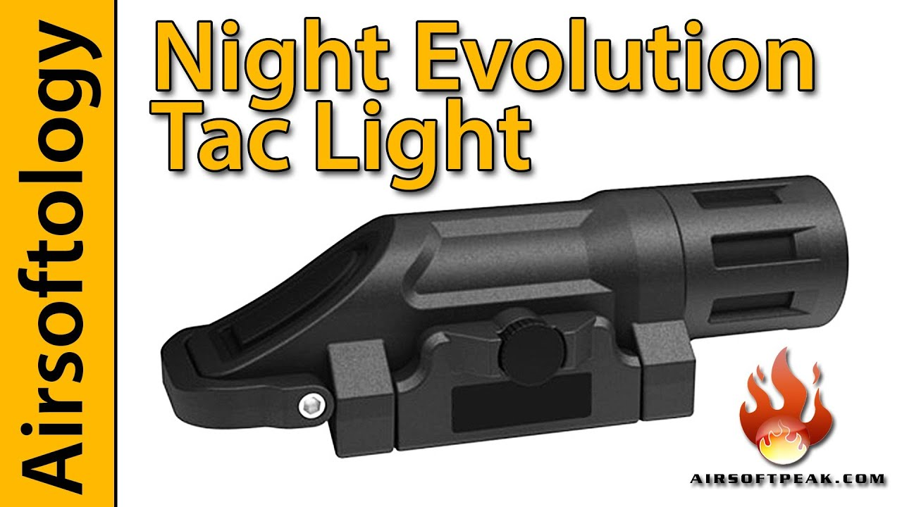 Get Your Strobe On   Night Evolution Tactical Flashlight Review ...